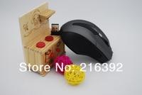 бесплатная доставка новых модных беспроводная мышь и мыши по Bluetooth-приемник