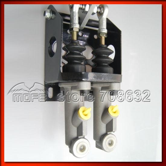 HIGH QUALITY 0.75 INCH Double Master Cylinder Drift Hydraulic Handbrake Hand brake DSC_0065