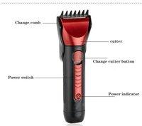 5 в 1 электрический машинка для волос касторовое Brit отлично Strike + CE и RoHS 220 в 50 гц бесплатная доставка / прямая поставка