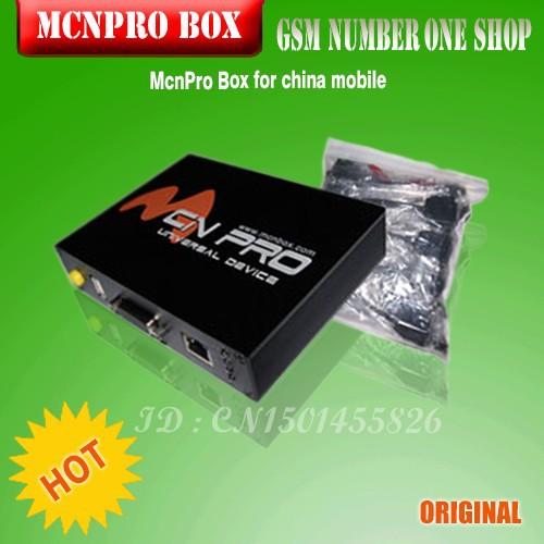 Mcnpro box