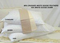 90% Mat белый гусиный пух одеяло