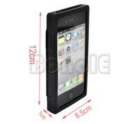 чехол, ретро кассеты лента силикон черный чехол для iPhone яблоко 4 4S 4 г 6033