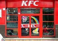 заводские белый темно-кнопка дверная ручка в KFC в KFC двери двери заводские пекин