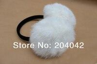 бесплатная доставка зима мужская горячая распродажа милый чистый кролика тепловые наушники держать ухо теплый11143