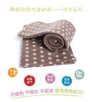бесплатная доставка ватки одеяло ватки милый горошек детское одеяло
