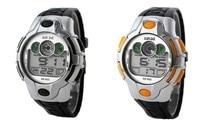бесплатная доставка хиты распродажа мода спортивные часы силикон электронные часы тег часы хронограф