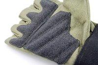07 серии камуфляж перчатки половина пальцев Taste материалы + бесплатная доставка