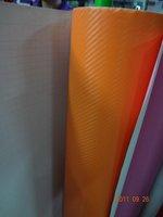 В 3D из углеродного волокна - - гибкая - все - универсальный фильм - небольшой кусок поделки - вариант цвета