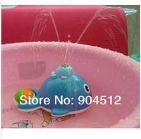 бесплатная доставка детские игрушки ванны воды кит детские игрушки пластиковые