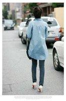 бесплатная доставка необходимо рубашку с длинными рукавами широкий / контракт удобные