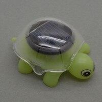 мини солнечной образования игрушка маленькая черепаха черепаха новизна подарки 2 шт./лот