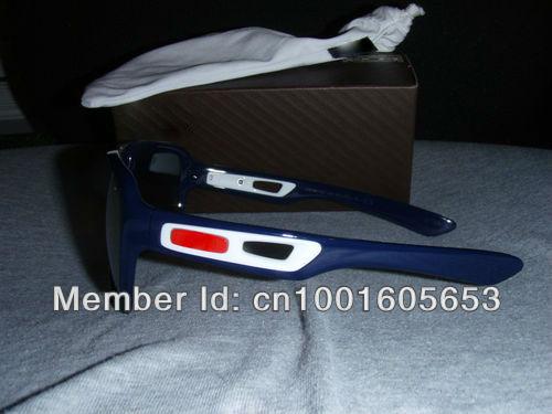 695fc9abb4f36 ... Oakley Dispatch 2 sunglasses polished navy frame   chrome iridium lens1  ...
