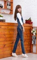 бесплатная доставка новый combines, джинсы семь брюки, джинсы, комбинезон-g212