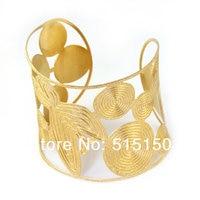 ювелирные изделия классический baba солнце из нержавеющей стали 18 к pollen много выдалбливают браслет для женщин