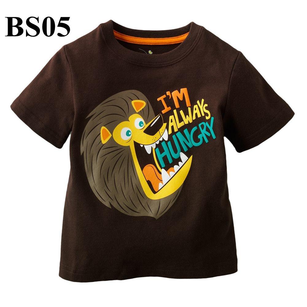 Design t shirt baby - Aliexpress Com Buy Retail Brand New 2017 Children S T Shirt Baby Boys T Shirts Clothing Summer T Shirt Boys Short Cotton Cartoon Car Animal 22 42 From