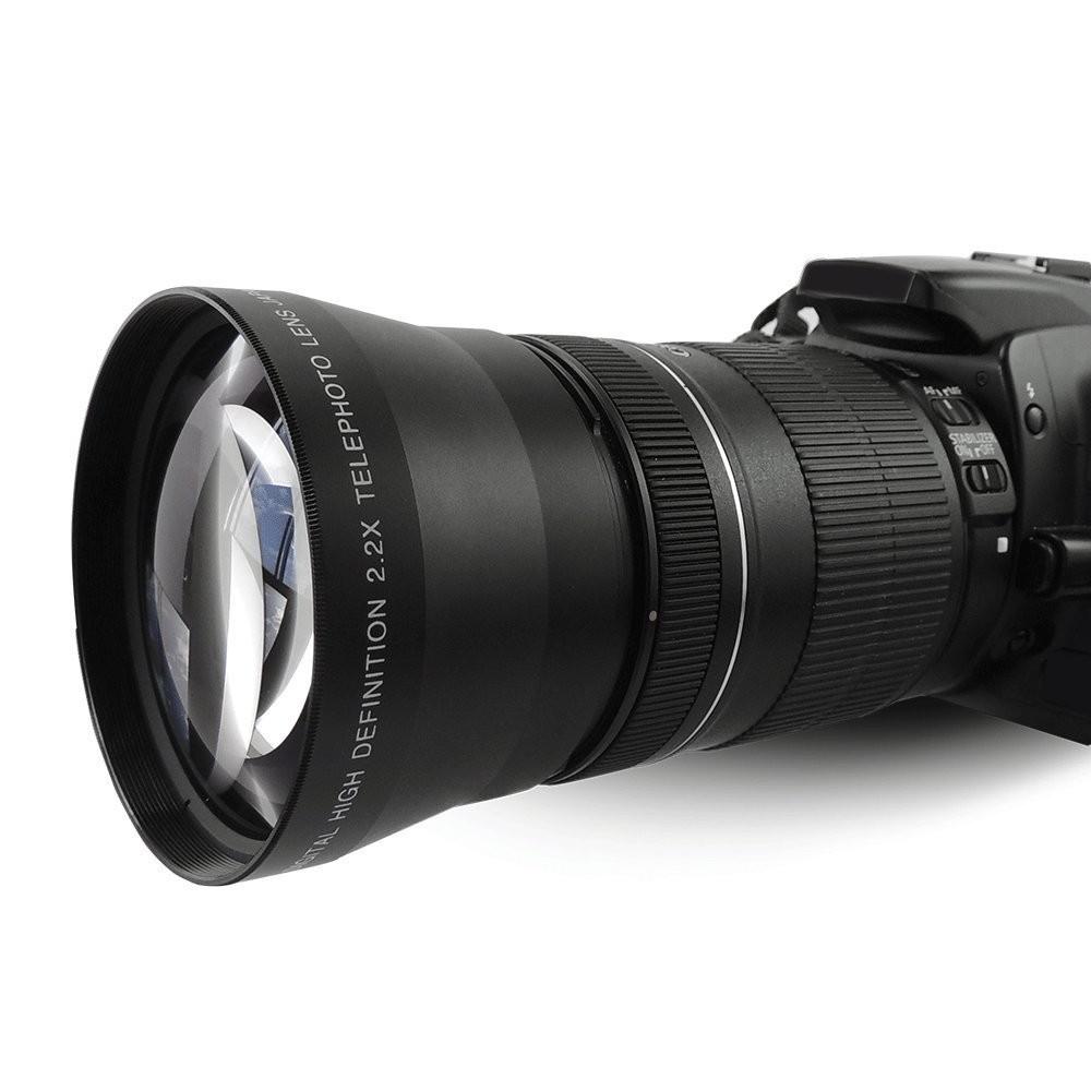 67mm 2.2x telephoto lens 1
