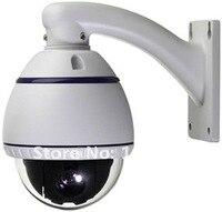 "4 "" мини пара фотоаппарат, камеры наблюдения, камеры безопасности PTZ-камера с 10-кошка оптического 10х цифровой в KE-mi5100-а"