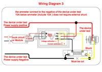 5 шт./yb27-ва лот красный синий из светодиодов 12 / 24 в монитор измерение двойной дисплей 0 - 100 в / 5А вольт постоянного тока в 2на1 # 100013