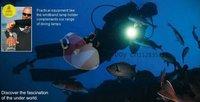 водонепроницаемый ca01 плакать В5 fret воды из светодиодов Funk