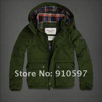 бесплатная доставка, зима, новинка, / мешок / верхняя одежда, 6 цветов, размер L, хl-d5727, армия зеленый