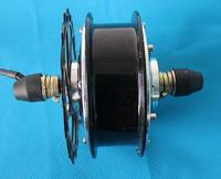 для перед колесо для электрическая велосипед бесколлекторный мини-хаб двигатель 36 в 200 Вт