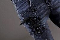 хан издание джинсы женский персонаж мода мешковатые штаны висит файл показать тонкие гарун брюки немного карандаш брюки