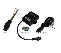 бесплатная доставка новый мини-GPS и GSM-трекер для мотоцикл / авто с Энн, бесплатная программного обеспечения