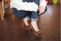 новый сингл туфли женщина туфли на высоком каблуке сплошной цвет женщина высоких каблуках платформы квадратных леопарда обувь 0322