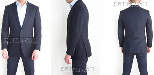 999281412 387 Men Suit Men Tuxedo Custom Made Wedding Suits For Men 2018 Tailored Light Navy Blue Mens Suits With Pants Costume Homme Mariage