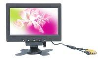 """оптовая продажа 7 """" ЖК-монитор с 2 а . в . в, 16:9 широкий экран TFT панель"""