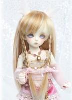 1/6 5 цветов кожи маленькая БЖД кукла