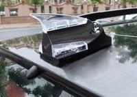 автомобиль крыша пластик акульих акульих плавников воздушная антенна манекен лёгкие украшение энергии ветра, 4 цвета