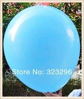 бесплатная доставка! 10 шт./лот 36 дюймов смешанный цвет большой новинка романтический свадебного торжества ну вечеринку воздушные шары латекс свадьба воздушный шар