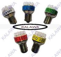 4 шт. с25-12led фонарь-1 поворота лампы/стоп-сигнал