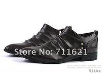 3 цвета мужская кожа обувь свободного покроя брезент обувь мальчик высокая ботинки размер сша : 6, 5 - 10 EUR 39 до 44 привет-06