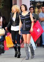 лучшие продажи! дамы мода леди туфли женская дамы сапоги бесплатная доставка 1 пара