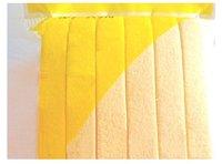 2015 новая линия мода-круглые высокое качество водоросли лица лица губка и желтый