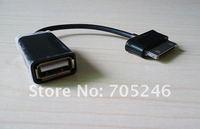 комплект подключения кард-OTG хозяин кабель для samsung Галактика вкладки платы p6800 p7510 P7500 платы p6200 p6210 p7310