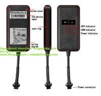 мотоцикл с GPS трекер, также называется мотоцикл или скутер с GPS трекер для GPS трекер, четыре диапазона, специально разработанные, просты в установке