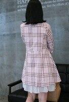 новое прибытие бесплатная доставка мода отдых с длинным рукавом для беременных ned одежда платье с Carmen для беременных женщин