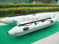 11' надувная лодка ребра гребле на лодке