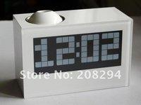 цифровой проектор из светодиодов сигнализация время проект часы, часы со временем и дата и температуры и у календарь