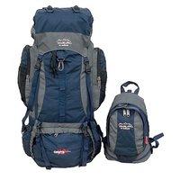 большой емкости 90л отдых на природе рюкзак, сумка Alpine