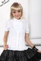 Dolly Gothic панк много милый 81073 рубашка сл