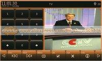 """8 """" Тойота Королла автомобиля с DVD-плеер с системой GPS аналоговое тв 1080 р мр5 с iPod функция RDS функция Bluetooth вздрагивания 6.0 офис 3 г беспроводной доступ в интернет! Тойота авто DVD-диск оптовая продажа"""