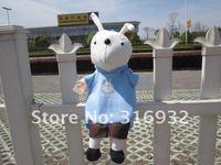 и4 супер милый плюш младенцы школьный рюкзак кролик в форме день рождения подарок