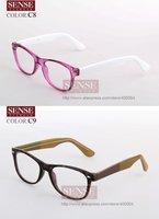 новинка очки очки очки кадр женщины конфеты цвет большие очки рамки для женщин мужчины бренд оливер