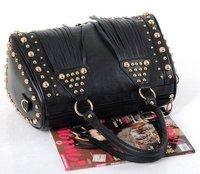 оптовая продажа в розницу заклепки панк рок прохладный старинные отдых мода сумки на ремне, конструктор леди девушка