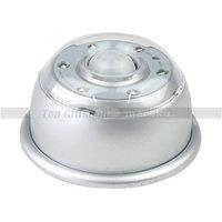 6-светодиод пир автоматический датчик из светодиодов инфракрасная лампа движение детектор лёгкие освещение 5 шт. / много