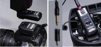вспышка yongnuo РФ-602 беспроводной пульт дистанционного + 2 приемник для Никон